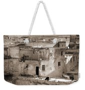 To Praying In Fez - Morocco Weekender Tote Bag