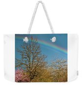 To See The Light Weekender Tote Bag