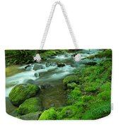 To Sit And Watch Weekender Tote Bag