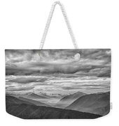 To The Ends Of The Earth Weekender Tote Bag