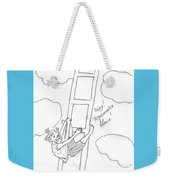To The Heaven. Weekender Tote Bag