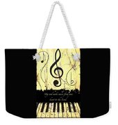 To The Lord - Yellow Weekender Tote Bag