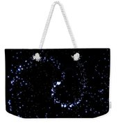 To The Other Galaxy Weekender Tote Bag