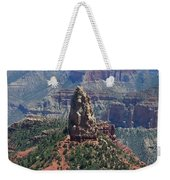 To The Point Weekender Tote Bag