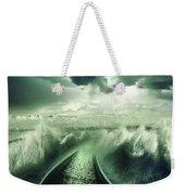To The Sea Weekender Tote Bag