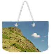 To The Top Of Arthur's Seat. Weekender Tote Bag