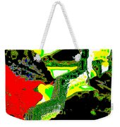 To Them It Was Perfectly Ordinary Weekender Tote Bag by Eikoni Images