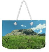 To View A Mountain Weekender Tote Bag