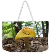 Toad Stool Weekender Tote Bag