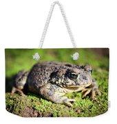 Toad You So Weekender Tote Bag