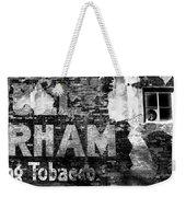 Tobacco Days Weekender Tote Bag