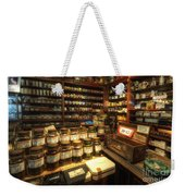Tobacco Jars Weekender Tote Bag by Yhun Suarez