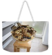 Tobacco Trials View 2 Weekender Tote Bag