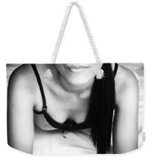 Today I Am Here Weekender Tote Bag
