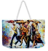Today I Forgot My Umbrella... Weekender Tote Bag
