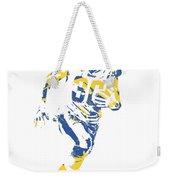 Todd Gurley Los Angeles Rams Pixel Art 30 Weekender Tote Bag