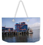 Tofino On The West Coast Of Vancouver Island Weekender Tote Bag