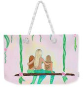 Together Fun Weekender Tote Bag