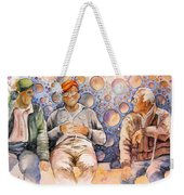 Together Old In Spain 02 Weekender Tote Bag