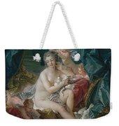 Toilet Of Venus Weekender Tote Bag