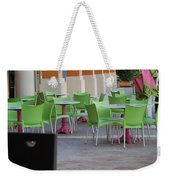 Token Chair Weekender Tote Bag