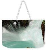 Toketee Falls 3 Weekender Tote Bag