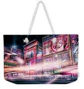 Tokyo 3017 #2 Weekender Tote Bag