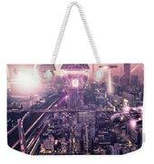 Tokyo 3017 #4 Weekender Tote Bag