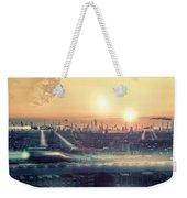 Tokyo 3017 Weekender Tote Bag