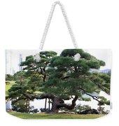 Tokyo Tree Weekender Tote Bag