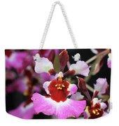 Tolumnia Pink Panther Orchid Weekender Tote Bag