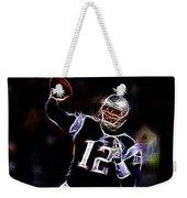 Tom Brady - New England Patriots Weekender Tote Bag