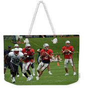 Tom Brady 2004  Weekender Tote Bag