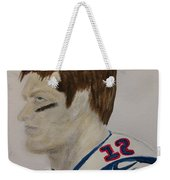 Tom Brady Determined Weekender Tote Bag