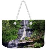 Tom Branch Falls Weekender Tote Bag