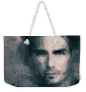 Tom Cruise Weekender Tote Bag