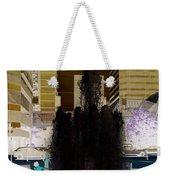 Tom Mccall Waterfront Fountain Weekender Tote Bag