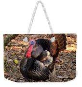 Tom The Turkey Weekender Tote Bag