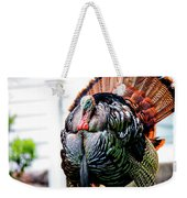 Male Turkey Weekender Tote Bag