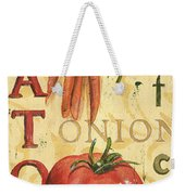 Tomato Soup Weekender Tote Bag