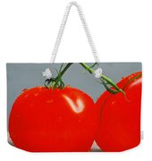 Tomatoes With Stems Weekender Tote Bag