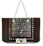 Tomb At The Humayun Temple Complex Weekender Tote Bag