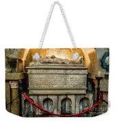 Tomb Of Dom Henrique Weekender Tote Bag