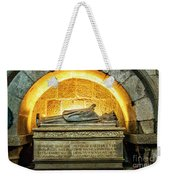 Tomb Of Dona Teresa Weekender Tote Bag