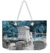 Tombstone Amiss Weekender Tote Bag