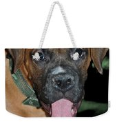 Tongue Lasher Weekender Tote Bag