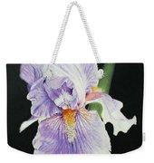 Tonto Basin Iris Weekender Tote Bag