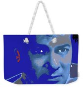 Tony Curtis Circa 1960 Color Added 2012 Weekender Tote Bag