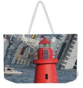 Too Closest To The Light Weekender Tote Bag