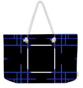 Too Hip To Be Square Weekender Tote Bag